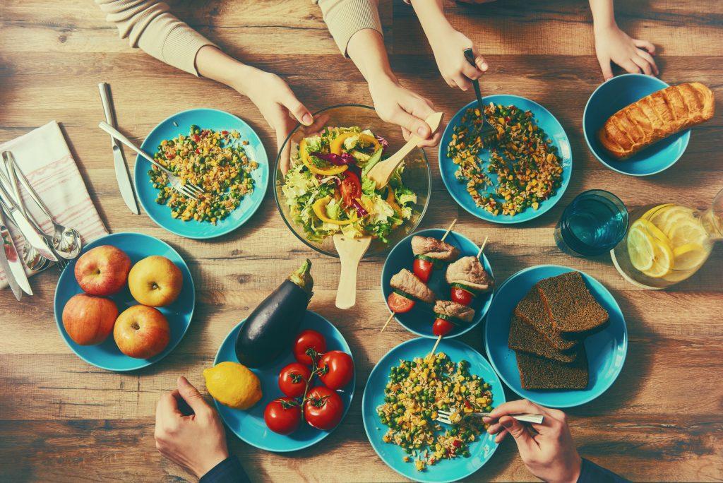 Manger moins sans avoir faim