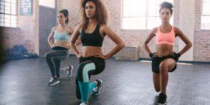 fente avant exercice anti cellulite