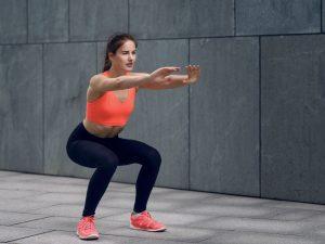 squat abdominaux
